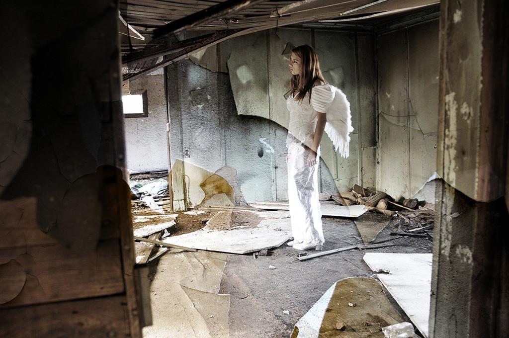Abandoned 3 web